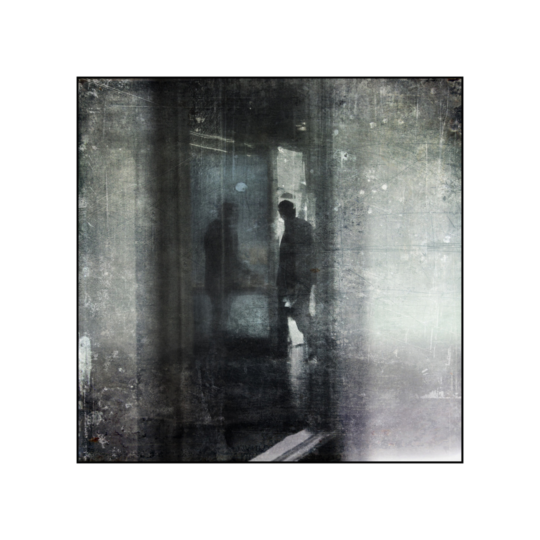 Man At The Door Foto Bild Street Spezial Munchen Bilder Auf
