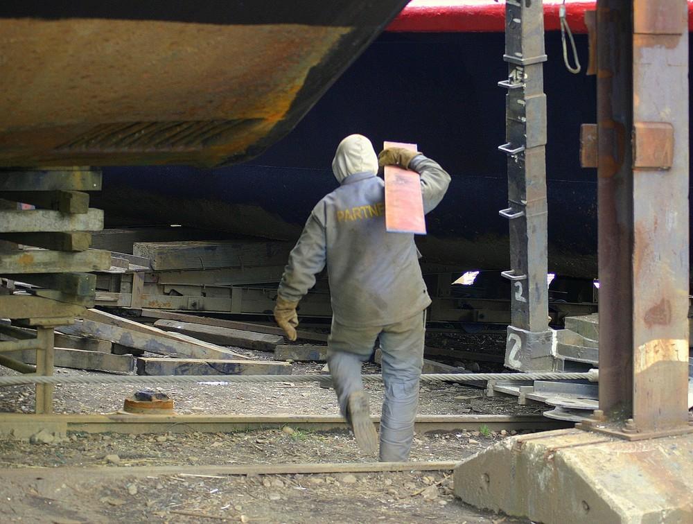 ..Man at Work