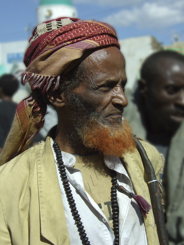 man from harar city