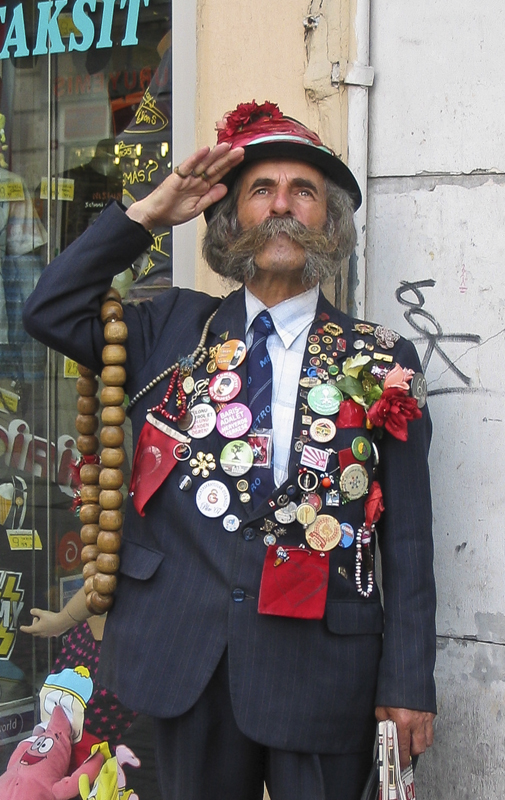 man from Istanbul