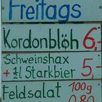 Man is(s)t auch mal französisch in Bayern