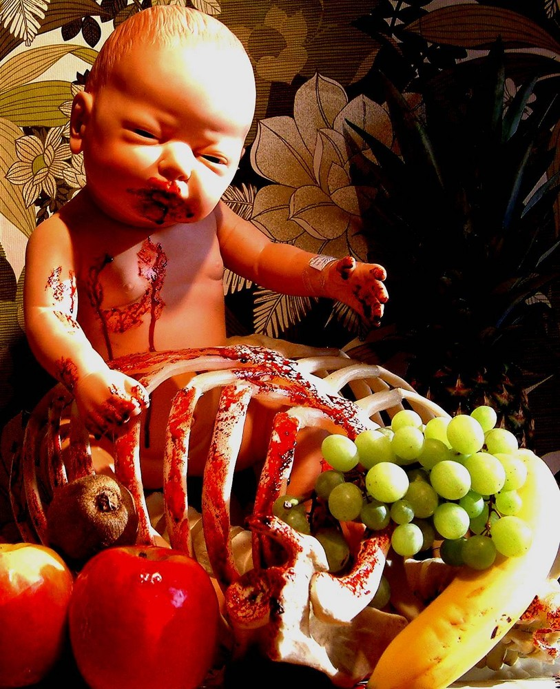 Man isst was man ist
