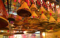 Man Lo Tempel HK