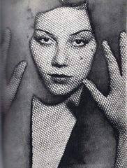 Man Ray - La Résille, 1931