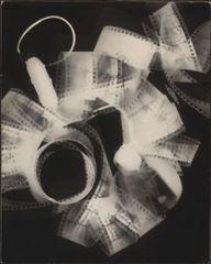 Man Ray - rayografh, 1923.