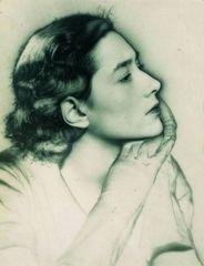 Man Ray - ritratto di Gisèle de la Bégassière, 1930