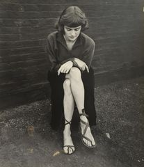 Man Ray - Selma Browner 1940