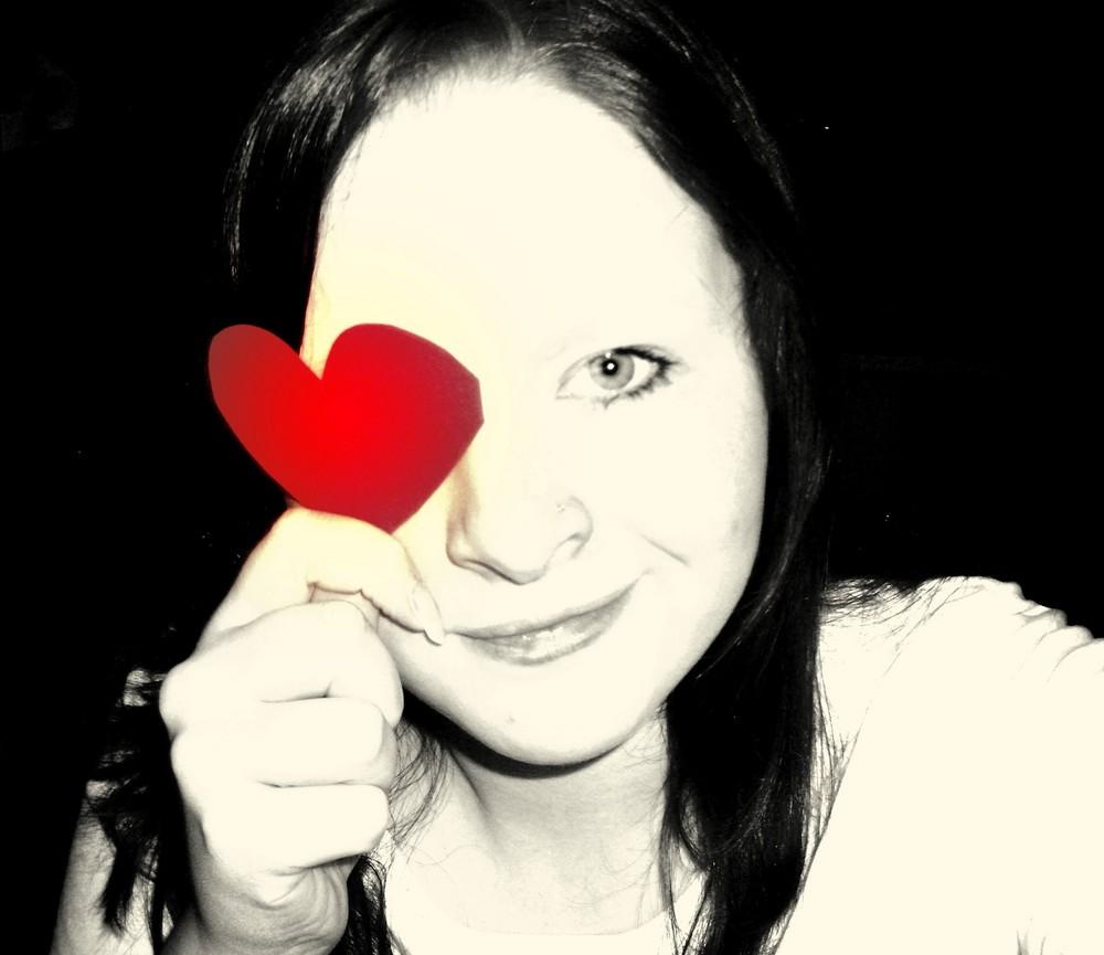 Man sieht nur mit dem Herzen gut...