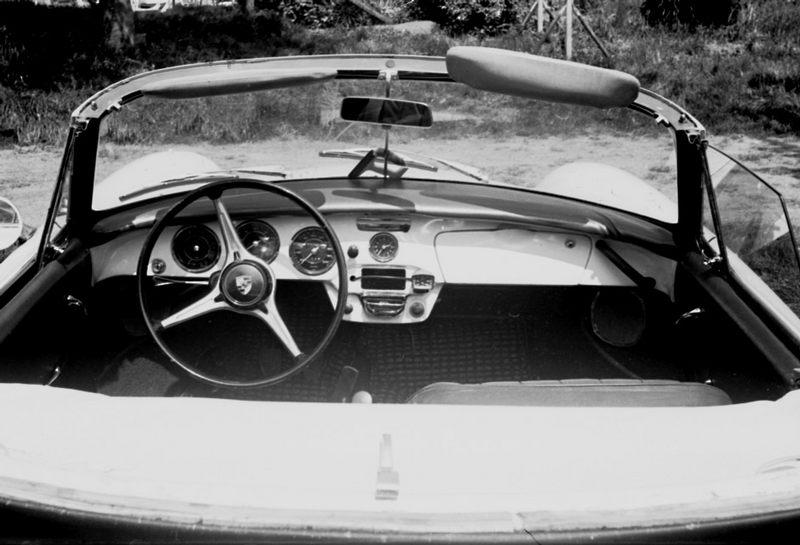 Man vergißt ihn nie! Porsche 356SC