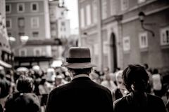 Man with Hat @Salzburg