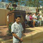 Managua 1986. Orlando Pineda Flores