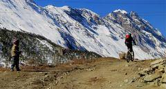 Manang, Nepal 2014