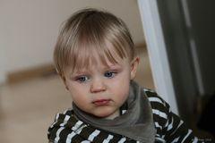 Manchmal sind kleine Helden auch traurig ;-(