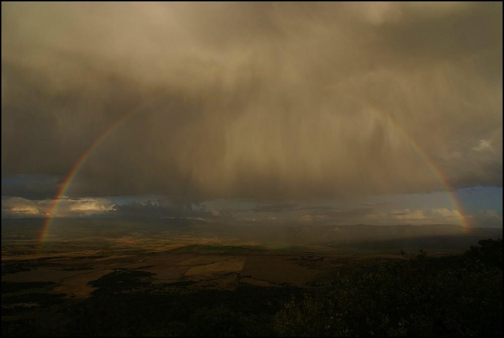 Mancos Valley View, Mesa Verde, Colorado