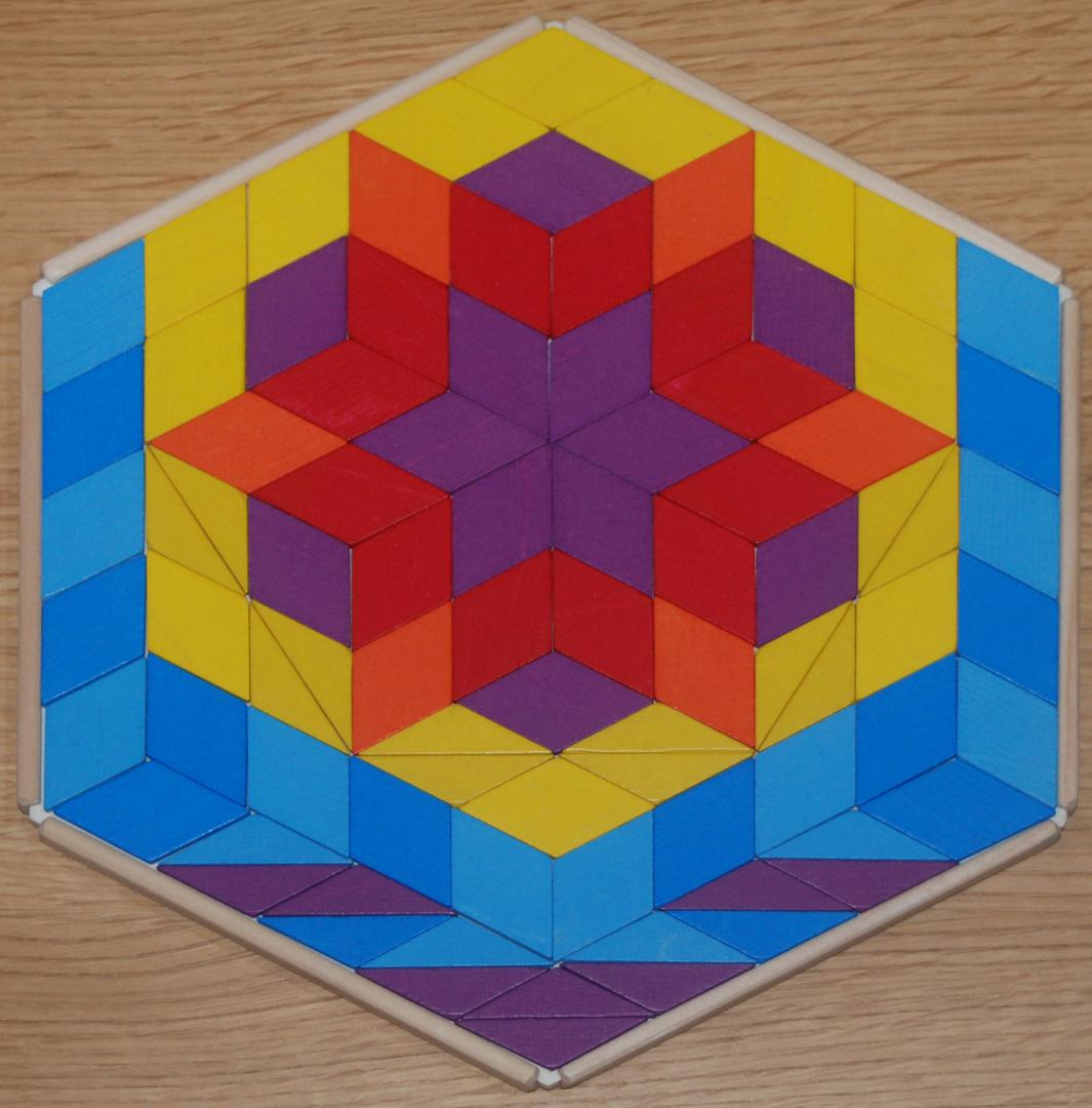 Mandala 1 Foto Bild Abstraktes Strukturen Bunt Bilder Auf