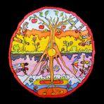 MANDALA - Lebensbaum