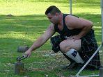 Manfred beim Steinhochwurf (normalerweise im outdoor-Aktchannel)