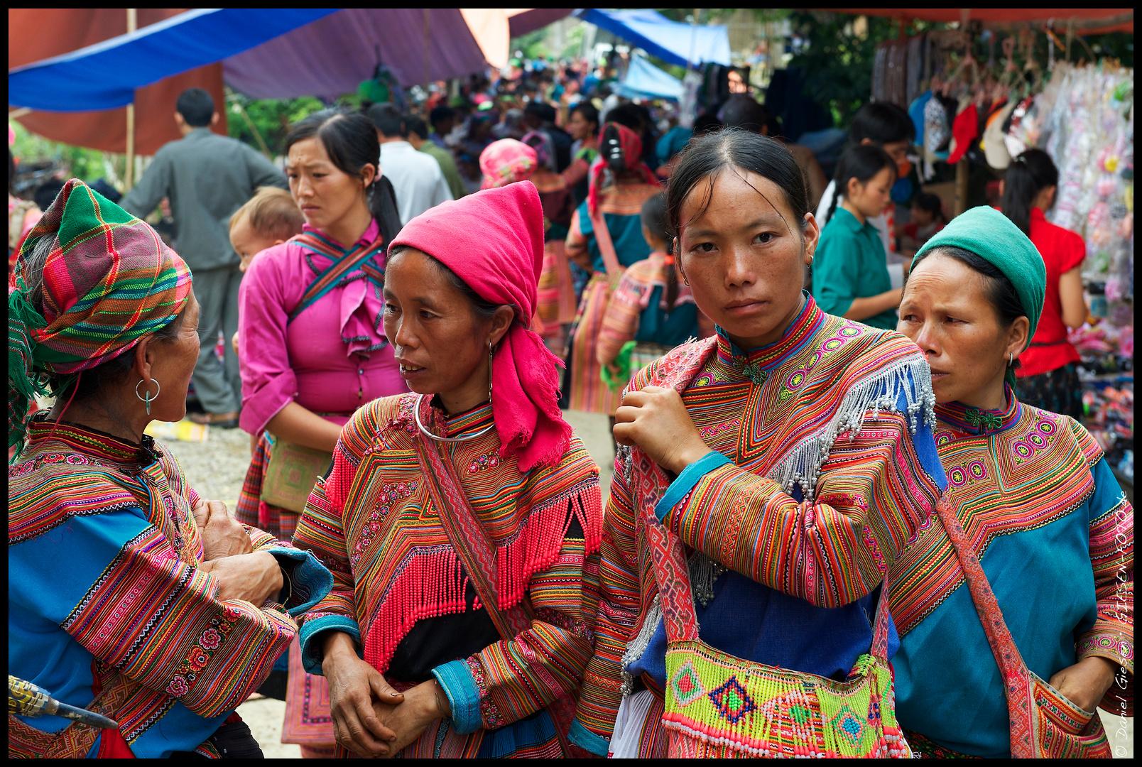 Mang Beerdigung im Norden von Vietnam
