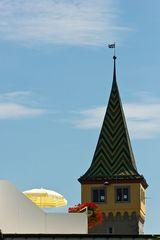 Mang-Turm Detailaufnahme