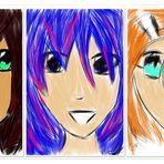 """"""" Manga Art Style """""""