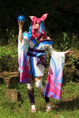 Manga Lady