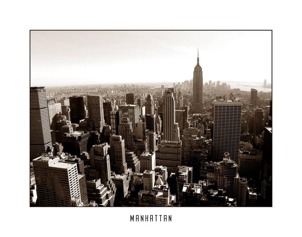 - MANHATTAN -