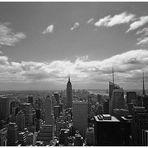 Manhattan am letzten Urlaubstag
