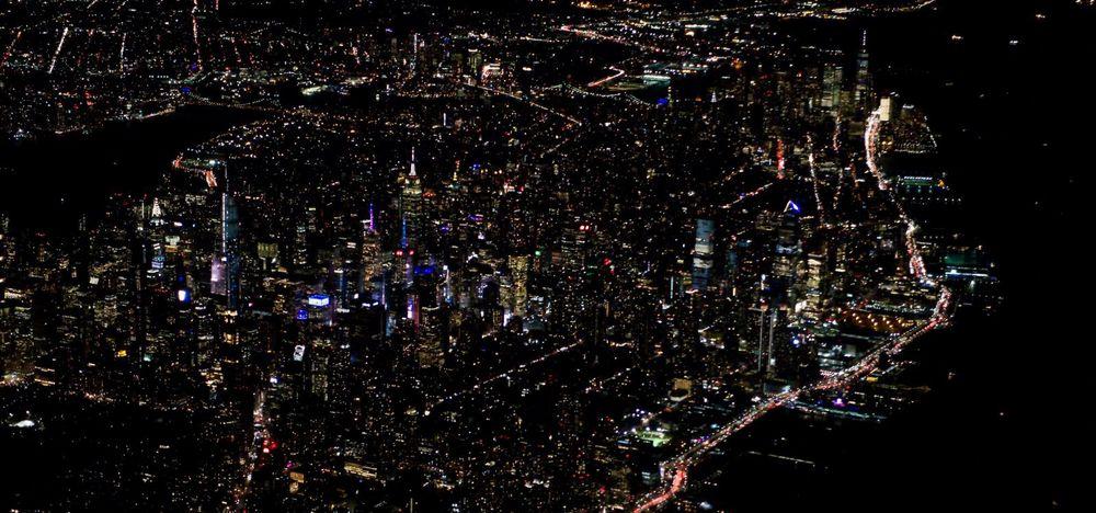 Manhattan at Night 2