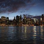 Manhattan at night I
