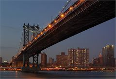 """ Manhattan Bridge """