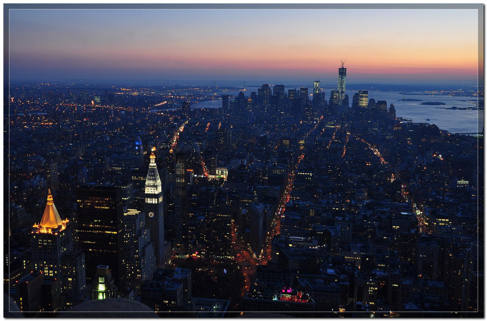 Manhattan Down Town