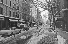 Manhattan Januar 2001