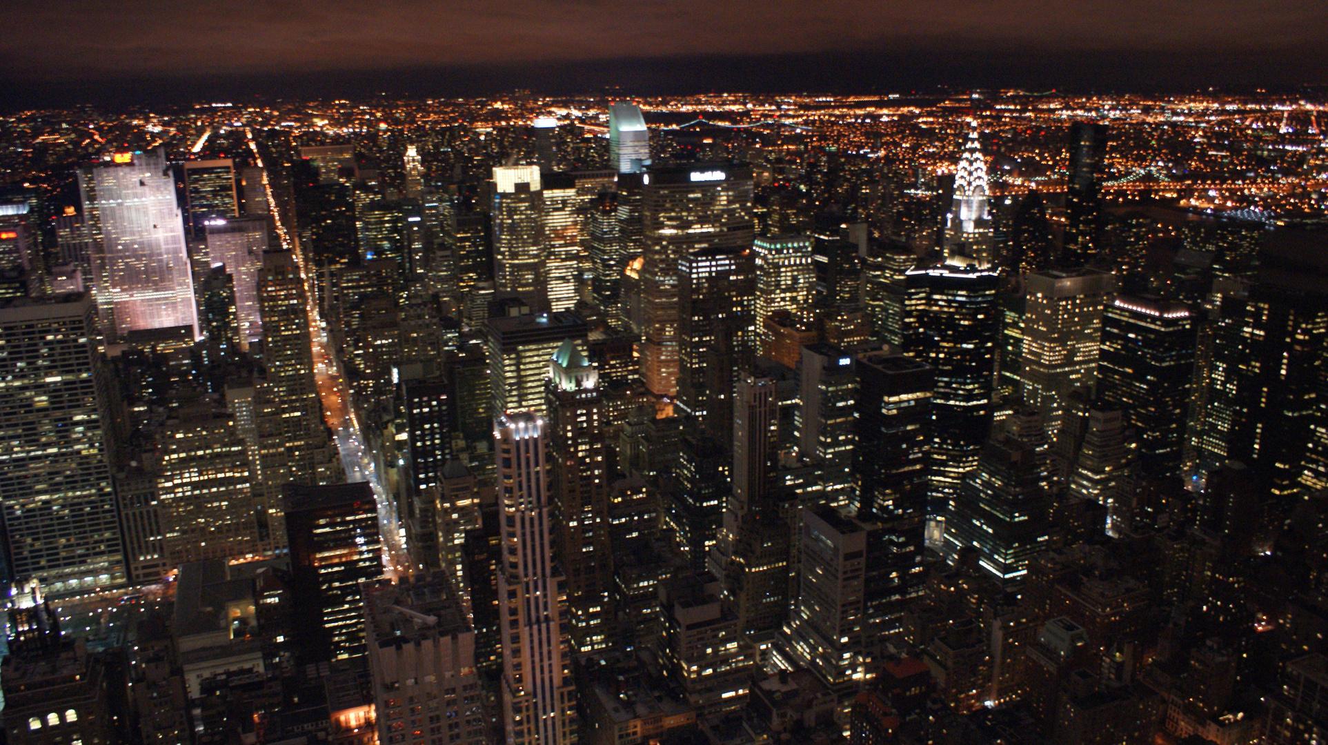 Manhattan nightview
