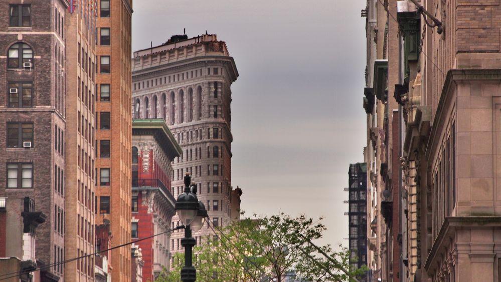 Manhattan Street Walk