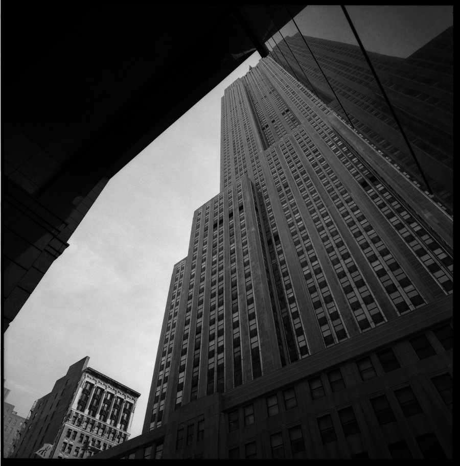 Manhattan Superwide: Empire State Building I