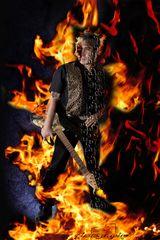 Maniac Rocker from Hell