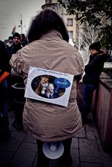 Manif' anti-Hollande - 3 -