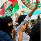 Manifestacion Pueblo Saharaui 2