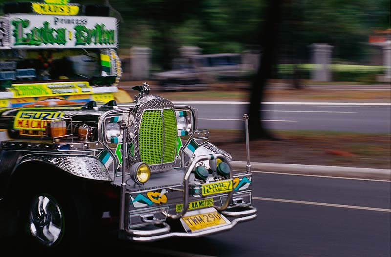 -Manila traffic-