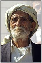 Mann im Jemen 1, überarbeitet