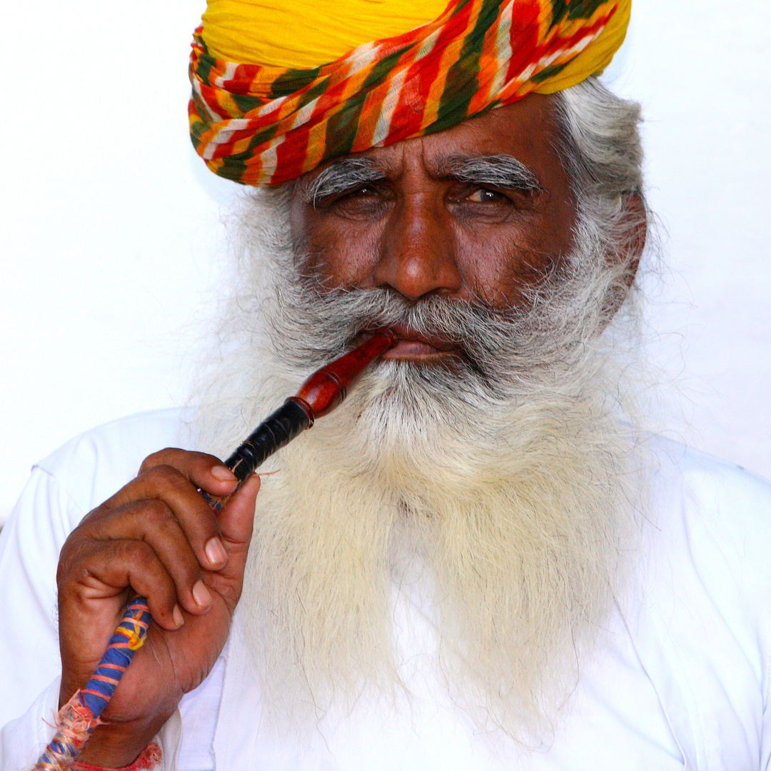 Mann in Jodpur