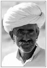 Mann in Rajasthan