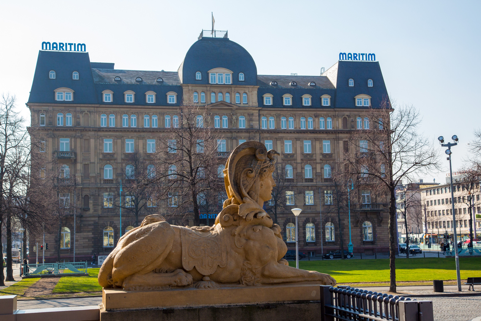 Mannheim - Maritim Hotel