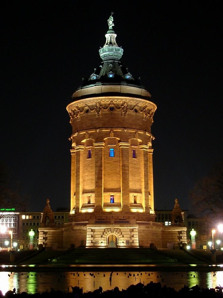 Mannheimer Wasserturm 1