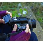 Manos fotógrafas