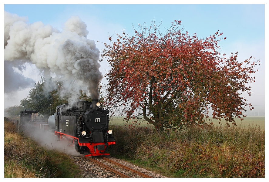 Mansfelder Herbststimmung