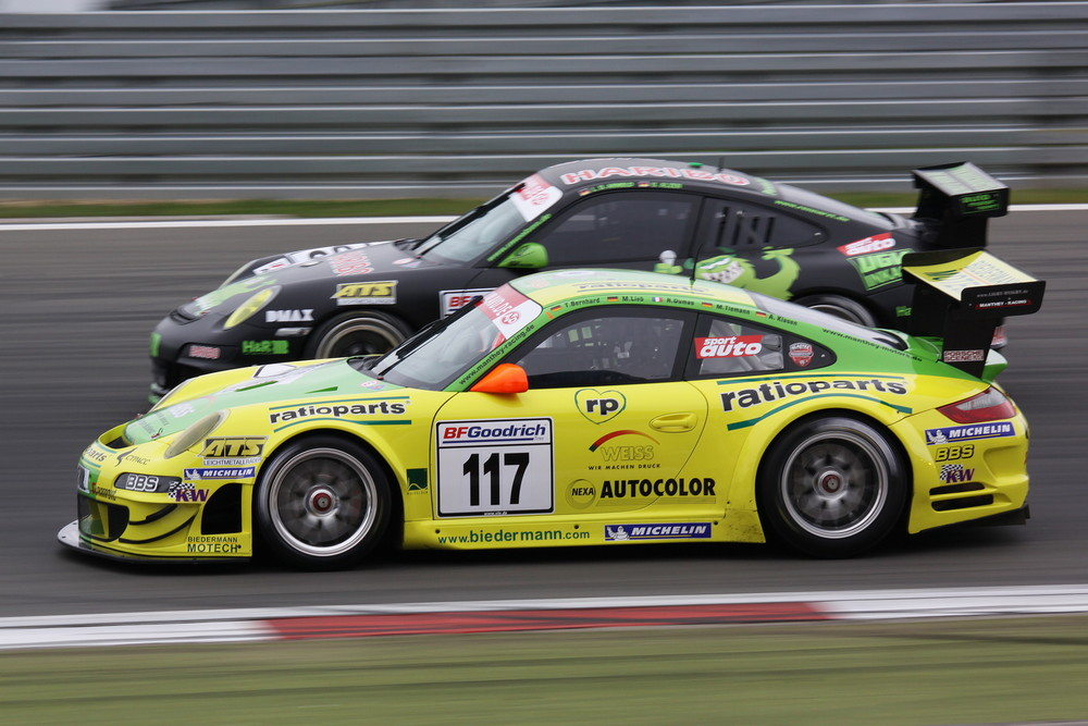 Manthey Racing zieht am Alzen Cup vorbei