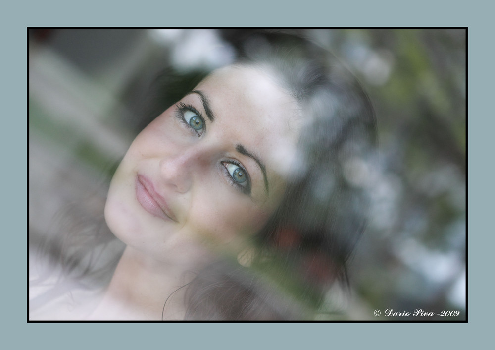 Manuela's eyes