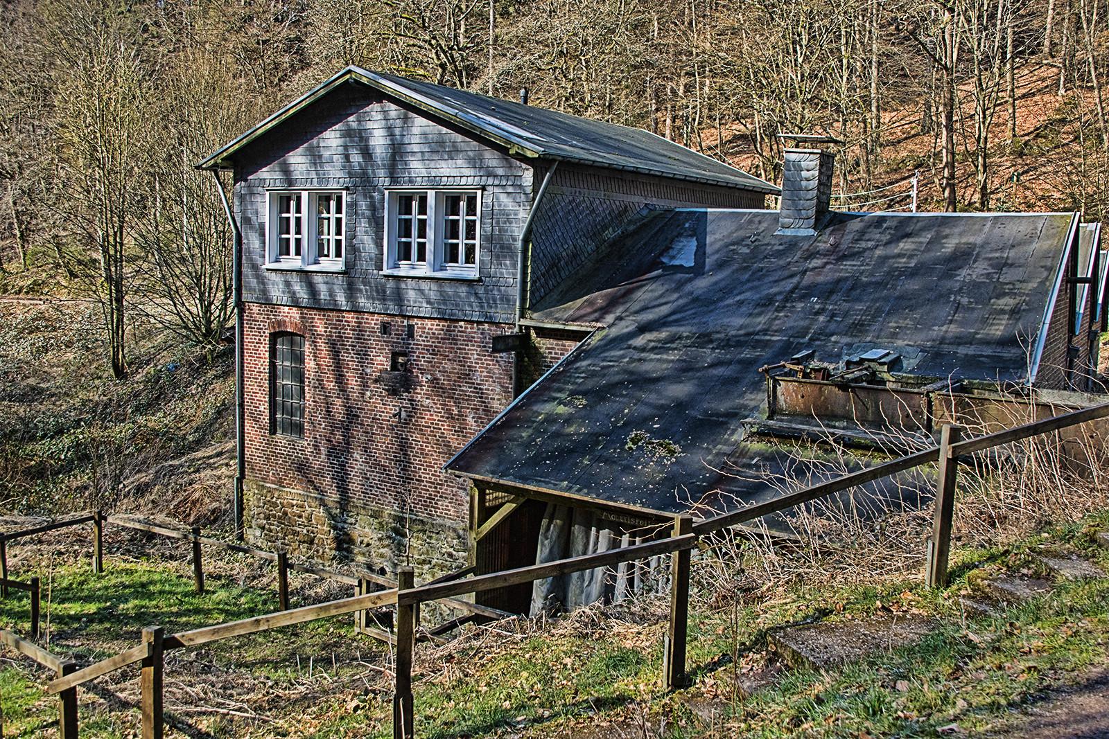 Manuels Kotten im Kaltenbachtal /Cronenberg