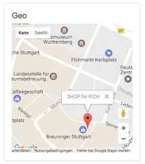 Map to Shop RICH